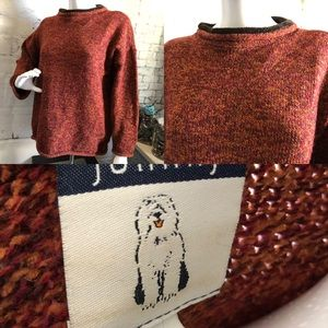 Anthropologie Cousin Johnny Sweater sz. S